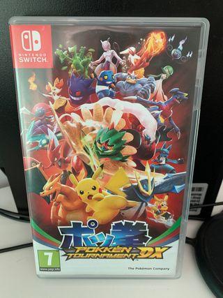Pokemon tournament dx nintendo swich
