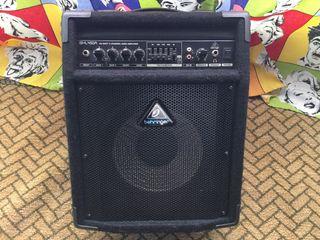 Amplificador combo behringer bxl 450 A ultrabass