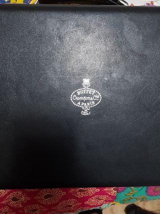 Clarinete Buffet Prestige 1107