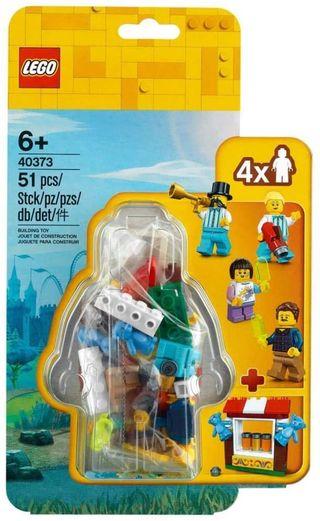 LEGO ESPECIALES 40373 - SET DE ACCESORIOS FERIA