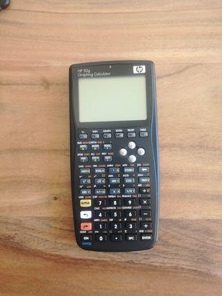 Calculadora HP 50g programable