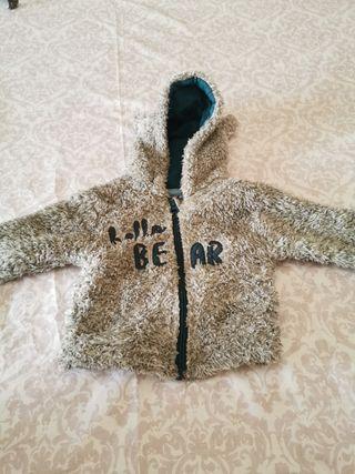 chaqueta polar talla 62/68