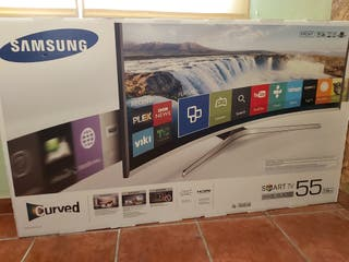 SAMSUNG SMART TV 55 CURVE ULTRAHD