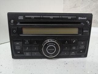 radio para Nissan CD/Bluetooth
