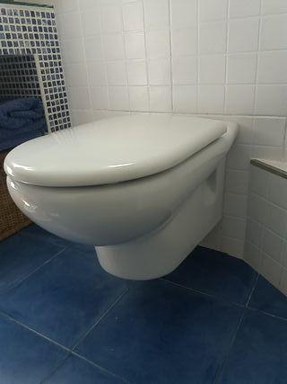 WC. inodoro meridian suspendido