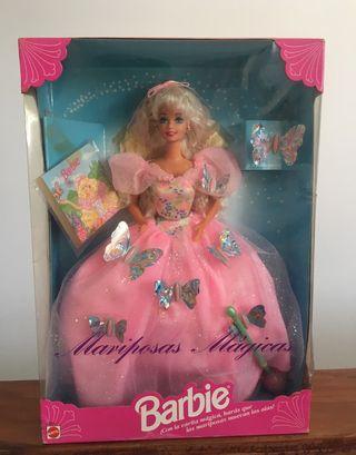 Barbie Mariposas mágicas a estrenar