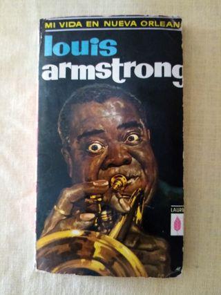 LOUIS ARMSTRONG MI VIDA EN NUEVA ORLEAN 1960