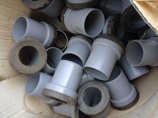 Manguitos de 110 PVC para inodoro