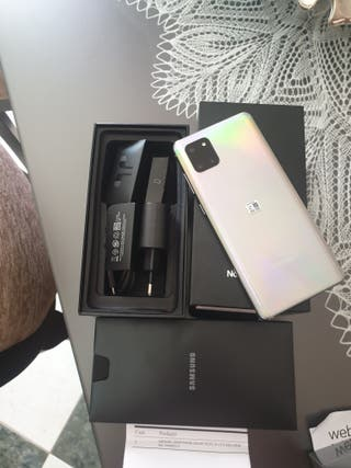 Samsung Note 10 lite COMO NUEVO