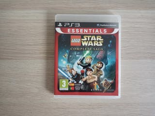 Lego Star Wars The Complete Saga para Ps3.
