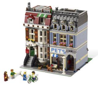 LEGO · Creator Expert · Pet Shop · 10218