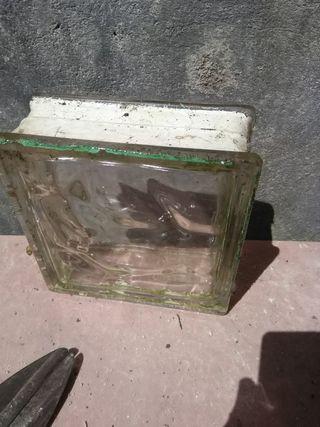 bloque vidrio 19x19
