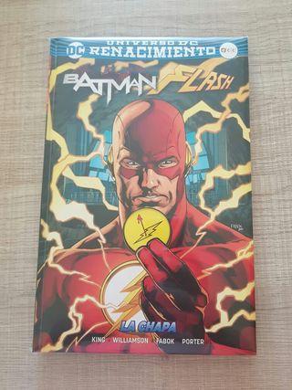 Batman/Flash - La Chapa