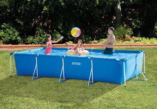 piscina 220x150x60cm
