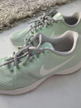 Zapatillas Nike training flex 37,5