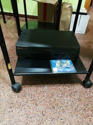 reproductor de VHS