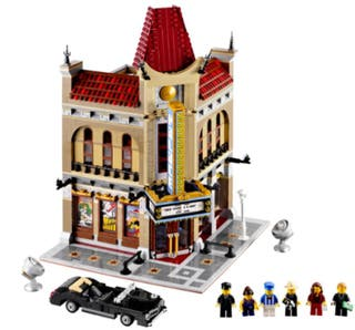 LEGO · Creator Expert · Palace Cinema · 10232