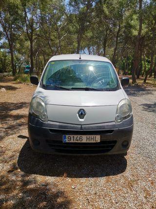 Furgoneta Renault Kangoo 2011