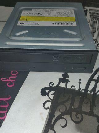 Se vende grabadora DVD ordenador