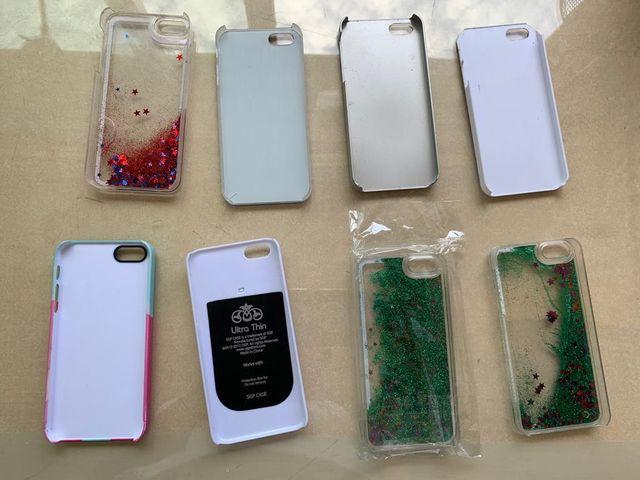 Fundas IPhone 5/5S sin uso