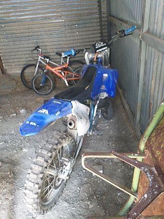 moto de croos