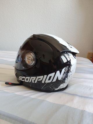 casco scorpion exo 1000 air XS