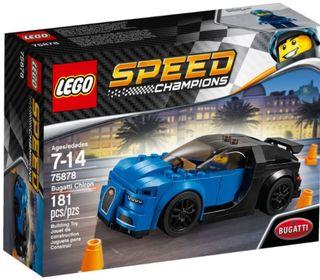 LEGO SpeedChampion 75878 · Bugatti Chiron
