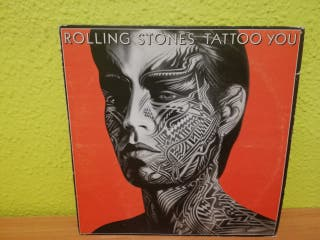 VINILO ROLLING STONES TATTOO YOU