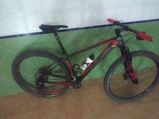 """bici de montaña BH ultimate 29"""" carbon"""