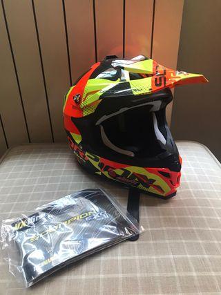 casco de moto Scorpion