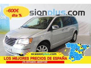 Chrysler Grand Voyager 2.8 CRD Limited Entretenimiento 120 kW (163 CV)