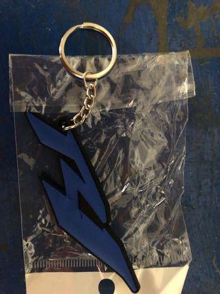 Yamaha r1 / llavero azul