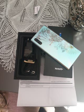 Samsung note 10 Plus 256gb NUEVO