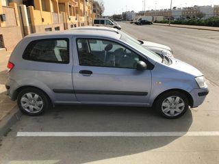 Hyundai Getz 1.1 Gasolina 2005 solo 96 mil km