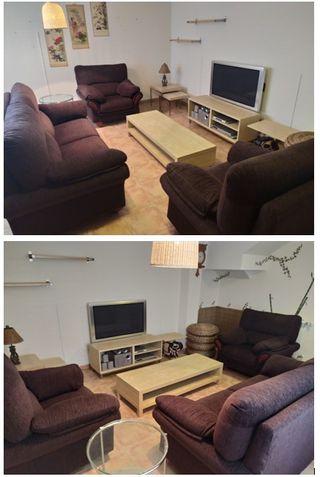 Sala de estar (completa o por separado)