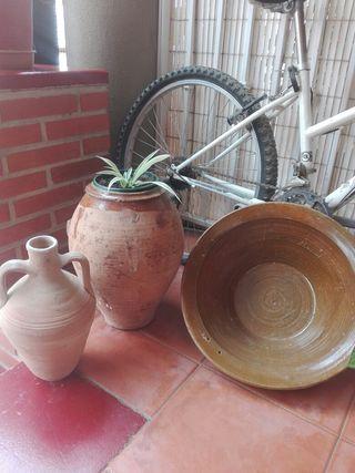 Vasijas para decoración