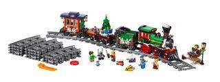 LEGO · Creator Expert · Tren Navideño · 10254