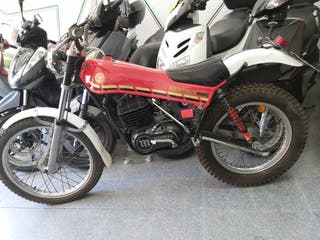 montesa cota 348 trial