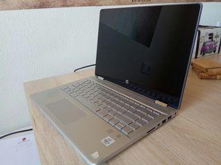 HP x360 táctil como nuevo.