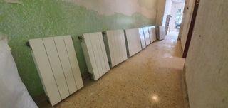 radiadores aluminio de agua