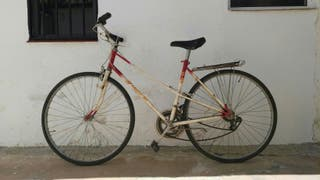 bicicleta vintage gacela bh