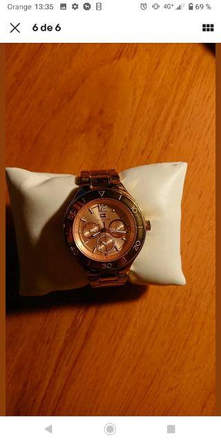 Reloj Tommy Hilfiger mujer como nuevo
