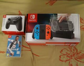 Vendo Nintendo Switch en perfecto estado