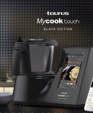 MyCook taurus touch BlackEdition