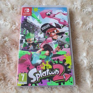 Juego Splatoon 2 para Nintendo Switch