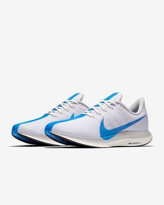 Nike Zoom Pegasus 35 Turbo Blanco/Azul Celeste
