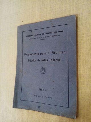 TALLERES DE ARTILLERÍA DE LA CARRACA Y SAN CARLOS
