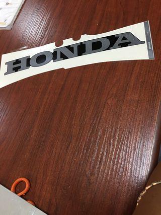 Pegatina Honda CBR 600FS2 600F