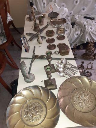 lote de antigüedades