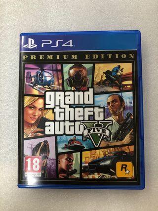 GTA 5 SONY PS4